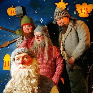 Joulupukin Aikapaja, tv-joulukalenteri 2009