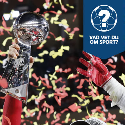 Super Bowl-pokalen.
