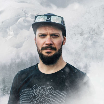 Vapaalaskija Olli-Pekka Seppälä