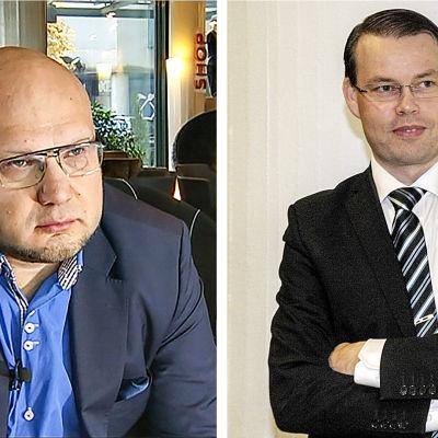 Perttu Nousiainen ja Aki Haaro, Nuorisosäätiö