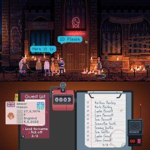 screenshot från videospelet Not tonight