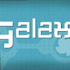 Kuvakaappaus Galaxin tunnuksesta 2005