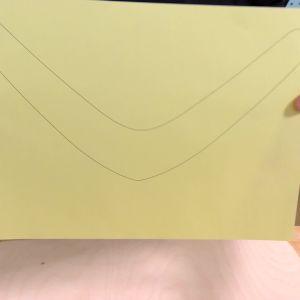 Jims ritning till bumerangen