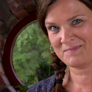 Camilla Forsén-Ström från Strömsö