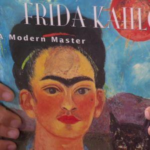 Camilla uppmärksammar Frida Kahlo