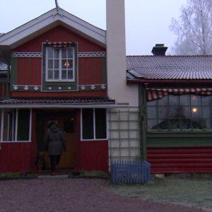 Carl och Karin Larssons hem.