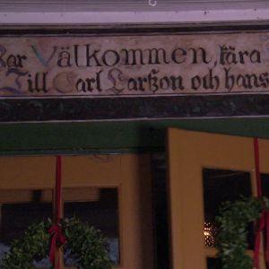 Carl och Karin Larssons hem, detalj.