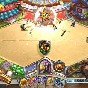 Hearthstone-korttipeli on suosittu myös kilpapelaajien keskuudessa