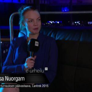 Miisa Nuorgam on CS:GO-tuomari