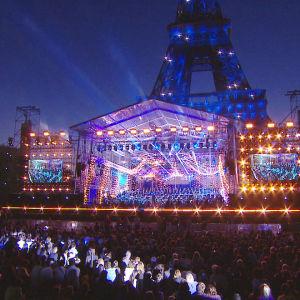 Ranskan kansallispäivän juhlakonsertti Pariisissa 2014