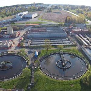 Lankeaako lasku vesiensuojelusta kunnan puhdistamolle vai saastuttavalle yritykselle?