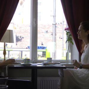 Ritva-Liisa Pohjalainen samtalar med Pia-Maria Lehtola