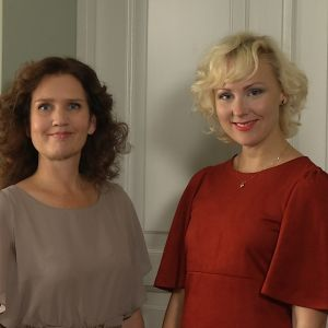 pia-maria lehtola och sofie asplund