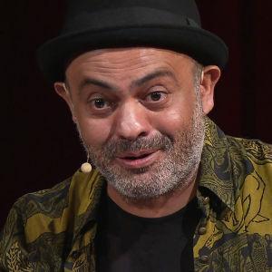 Kirjailija Hassan Blasim