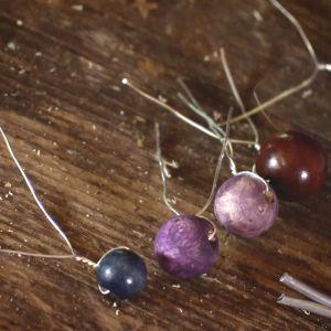 pärlor på ståltråd
