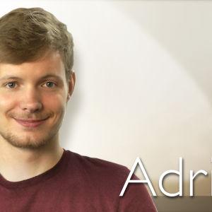Adrian Rufin henkilökuva.
