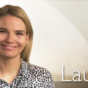 Henkilökuva Laura Hirvestä.