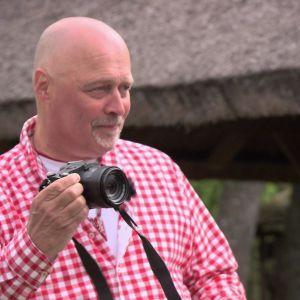 Tony Dunderfelt kertoo valokuvaustehtävästä