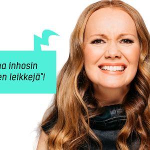 """Marja Hintikka: Lapsena inhosin """"tyttöjen leikkejä""""!"""