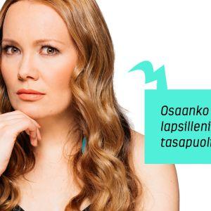 Marja Hintikka: Osaanko olla lapsilleni tasapuolinen?