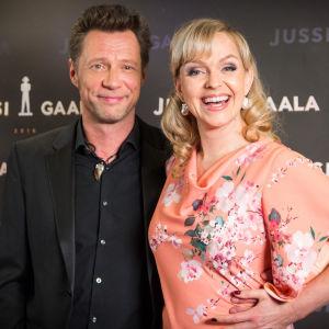 Antti Reini ja Anu Sinisalo