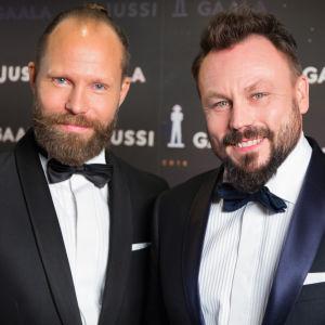 Riku Rantala ja Tunna Milonoff