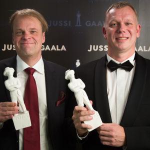 Parhaan elokuvan Jussi-palkinto: Miekkailija