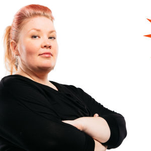 Jenny Lehtinen ja pamaus
