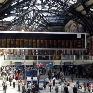 Liverpoolin rautatieasema