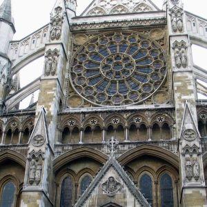 Westminster Abbeyn ikkunoita
