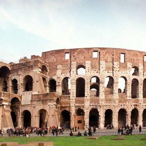 Colosseum Roomassa.