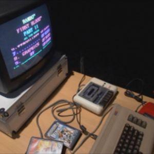 """""""kotimikro"""" Commodore 64."""