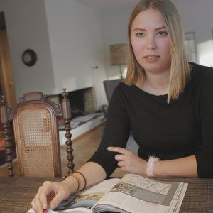 Michaela Björkqvist, Andra stadiet