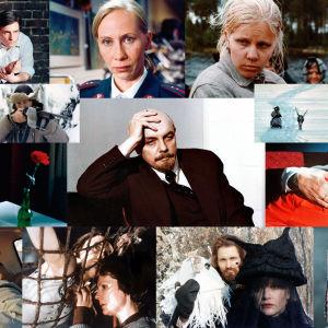 Kevään 2017 Kino Suomen ohjelmisto.