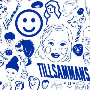 Suomi FInland 100, itsenäisyyden juhlavuoden kuva