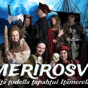 Itämeren merirosvot Twitter-roolipeli 9.-22.1.2017