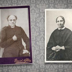Runebergin sisarukset Reginalle tapetilla