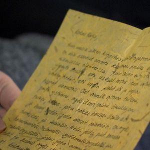 Tuhkimotarinoiden Katjan kirje.
