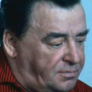 Olavi Virta haastateltavana kotonaan Pispalassa 1971.