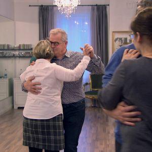 Paritanssijoita Clara Blomqvistin tanssitunnilla.