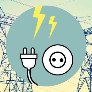 Grafik för hur ett längre strömavbrott påverkar både privat och i samhället