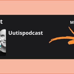 Kuvakaappaus Yle Areenan mobiilisovelluksesta: suosikkisarjojen uusien jaksojen määrä.