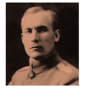 Everstiluutnantti Hans Kalm.
