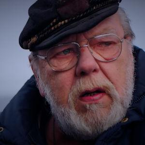 Merenkulkija Pekka Pirin kasvokuva.