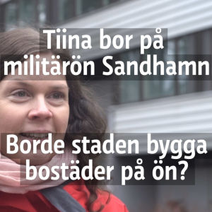 Titlecard till video.
