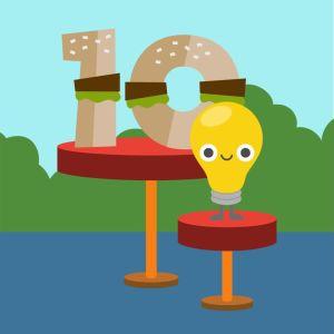 Pikku Kakkosen Eskari-sovelluksen matematiikkakokonaisuuden ikoni