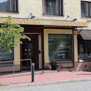 Arctic Light Hotel Rovaniemen Valtakadulla