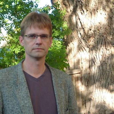 Kyrkoherde Johan Westerlund i Pojo svenska församling