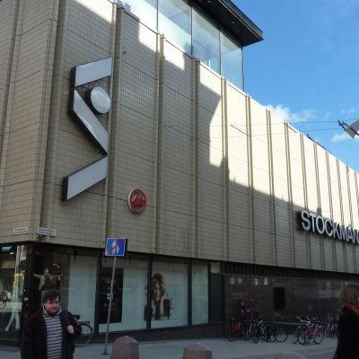 Stockmann i Åbo våren 2014.