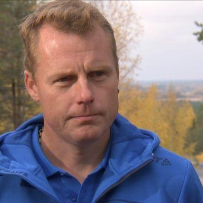 Glenn Lindholm, enhetschef, FSI, hösten 2014